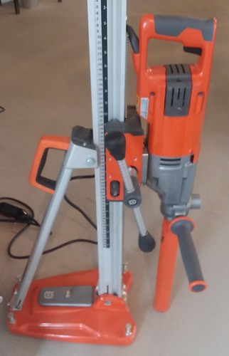 NEW Husqvarna DM220 Core Drill $1960 (Stand and Bit sold separately)