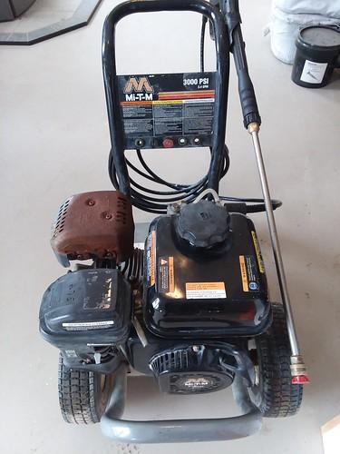 Mi-T-M 3000 PSI Pressure Washer. $350