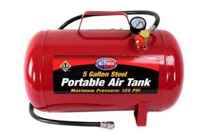 Air Tank Portable 5 Gallon 125PSI