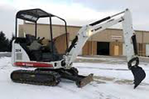 "Bobcat E26 or E331 w/ 12"", 20"", 24"" or 36"" Bucket"