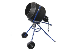 Electric Concrete Mixer 6 cu ft