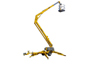 Haulotte 45 Towable Man Lift