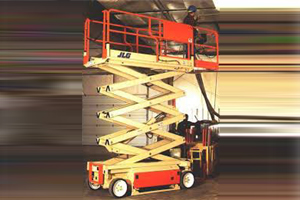 JLG 34 Indoor Scissors Lift
