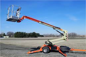 JLG Towable 35 Man Lift