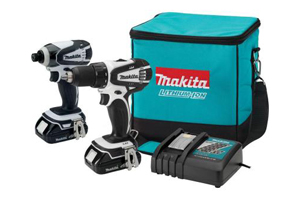 Makita 18v Drill and Impact Combo