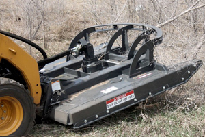 Skid Steer 6' Brush Cutter