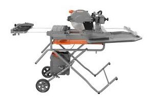 Tile Saw- Rigid wet cut 10""