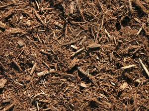 Premium Hardwood Mulch $27.50/cu. yd.
