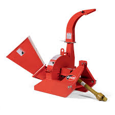 6 in Wood Chipper for 3 point hitch tractor