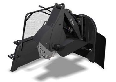 MT Stump Grinder Attachment